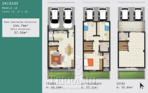 Residencial Francisco Bortolluzzi - Casa 3 Dorm, Ipanema, Porto Alegre - Foto 2