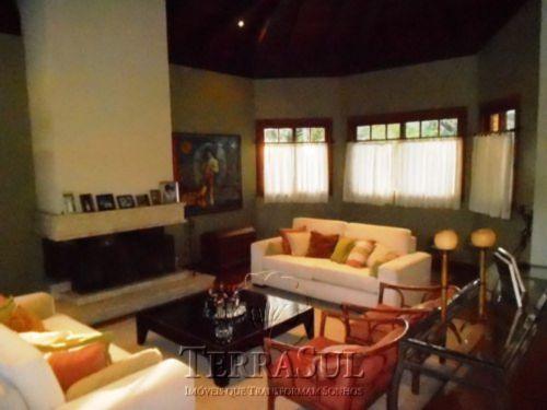 TerraSul Imóveis - Casa 5 Dorm, Cavalhada - Foto 4