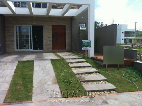 Jardins do Lago II - Casa 3 Dorm, Ipanema, Porto Alegre (IPA9903)