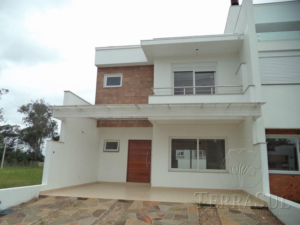 Jardins do Lago II - Casa 3 Dorm, Ipanema, Porto Alegre (IPA9916)