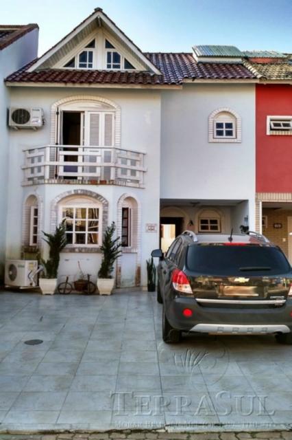 Vale das Acácias - Casa 2 Dorm, Guarujá, Porto Alegre (GUA1691)