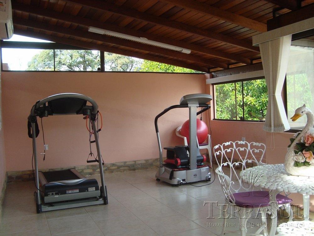 Casa 3 Dorm, Guarujá, Porto Alegre (GUA1535) - Foto 28