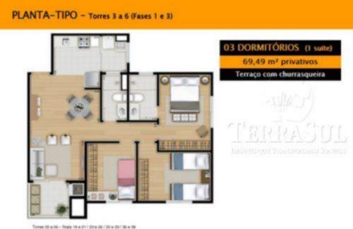 Verissimo - Apto 3 Dorm, Teresópolis, Porto Alegre (TS846) - Foto 4