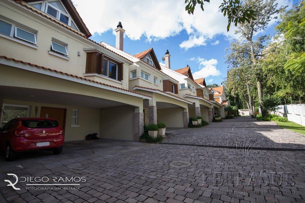Esturion - Casa 3 Dorm, Vila Conceição, Porto Alegre (VIC572) - Foto 1