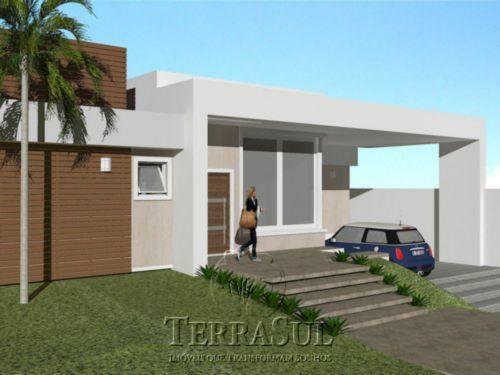 Terraville - Casa 3 Dorm, Belém Novo, Porto Alegre (BN925) - Foto 2