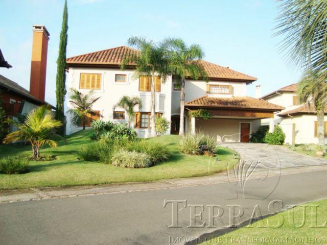 Terraville - Casa 4 Dorm, Belém Novo, Porto Alegre (BN417) - Foto 2