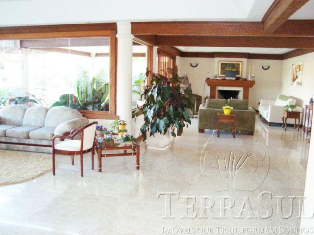 Terraville - Casa 4 Dorm, Belém Novo, Porto Alegre (BN417) - Foto 6