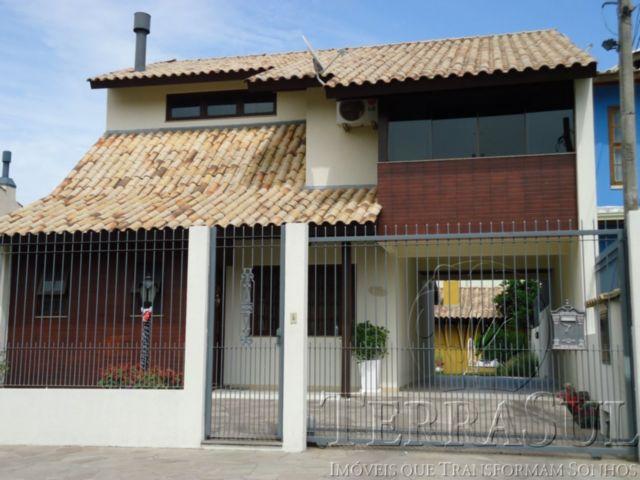 Casa 3 Dorm, Guarujá, Porto Alegre (GUA1423)